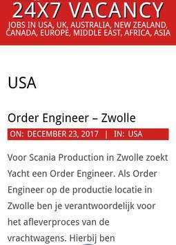 USA Jobs screenshot 1