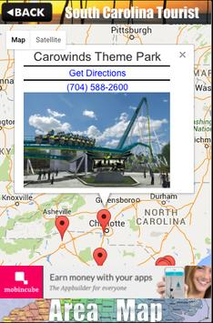 South Carolina Tourist Guide screenshot 1