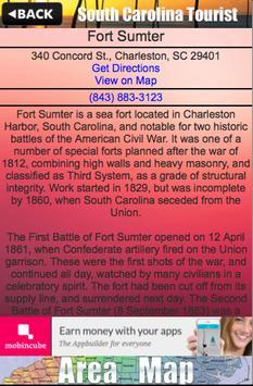 South Carolina Tourist Guide screenshot 2