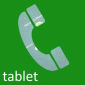 Install whatsapp Tablet icon