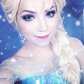 Elsa Makeup icon