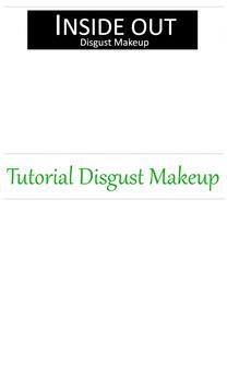 Makeup Disgust Inside Out apk screenshot