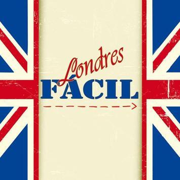 Londres Guía Turística fácil poster