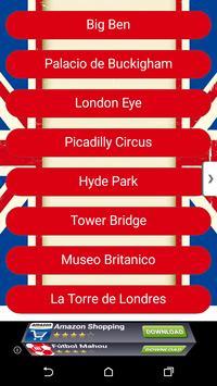 Londres Guía Turística fácil apk screenshot