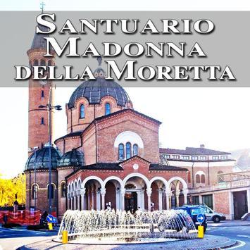 Sant. Madonna della Moretta poster
