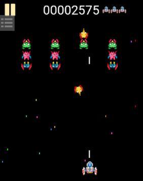Galactian classic shooter apk screenshot