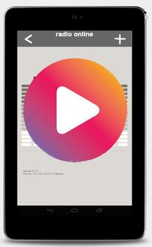 Radio streaming tutorial screenshot 3