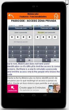Mobincube passcode - DIY apk screenshot