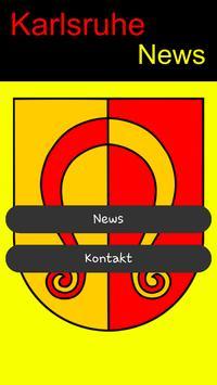 Karlsruhe News (Light) poster