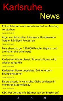 Karlsruhe News (Light) screenshot 2