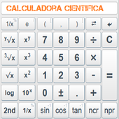 Calculadora Cientifica Free icon