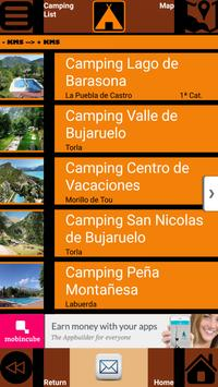 Camping Spain Portugal screenshot 1