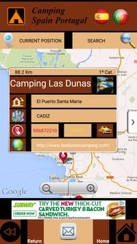 Camping Spain Portugal screenshot 28