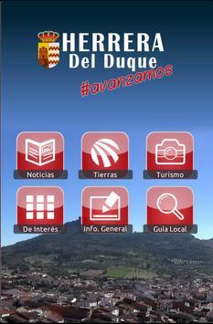Herrera del Duque poster