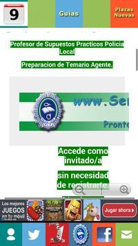 SerPolicia Supuestos Practicos screenshot 2