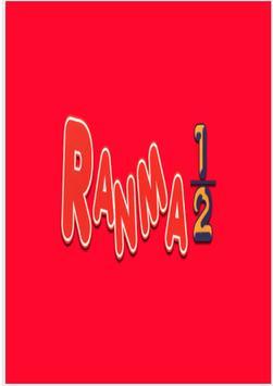 Ranma poster