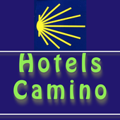 Hotels Camino-Way of St James icon