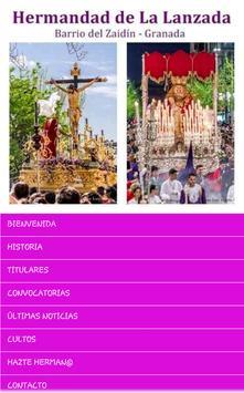 La Lanzada Granada apk screenshot