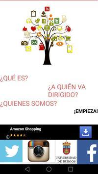Appmig@s de las Tecnologías poster