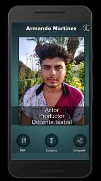 Armando martinez Actor screenshot 1