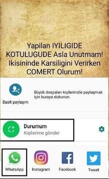 Atatürk Sözleri Paylas screenshot 2