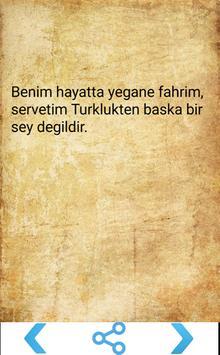 Atatürk Sözleri Paylas screenshot 4