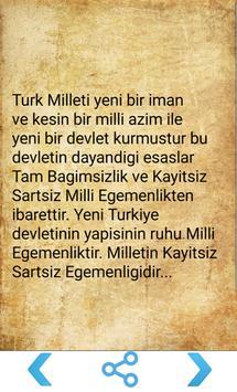Atatürk Sözleri Paylas screenshot 6