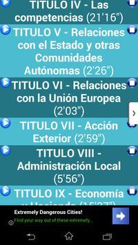AUDIO LEY ESTATUTO AUTONOMÍA COMUNIDAD VALENCIANA screenshot 2