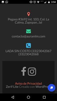 AURA apk screenshot