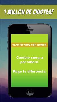 Avisos clasificados con humor screenshot 3