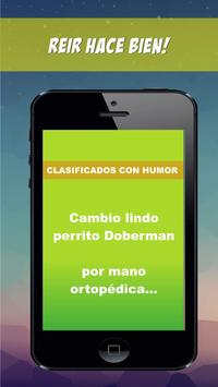 Avisos clasificados con humor screenshot 4