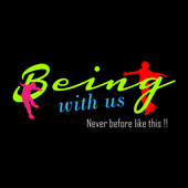 Being With Us - Entertainment icon