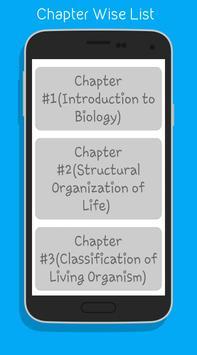 Biology (9th) apk screenshot