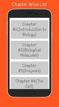 Biology (11th) apk screenshot