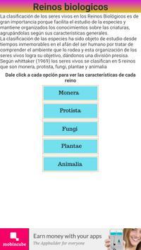 Aprende Biología screenshot 3