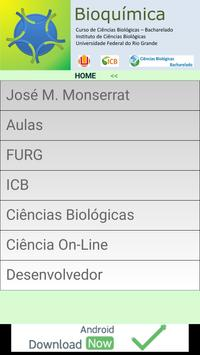 Aulas de Bioquímica - Monserrat poster