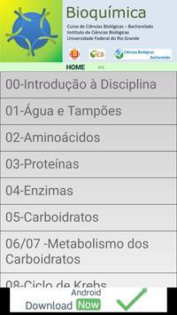 Aulas de Bioquímica - Monserrat screenshot 1