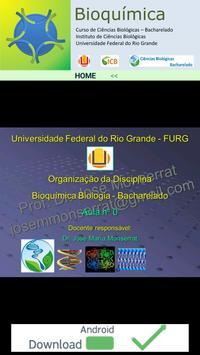 Aulas de Bioquímica - Monserrat screenshot 2