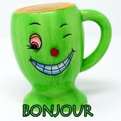Bonjour Images icon