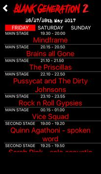 Blank Generation 2 Festival apk screenshot