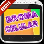 Bromas para celular icon