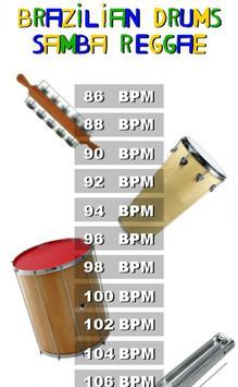Brazilian Drums Backtracks screenshot 1