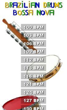 Brazilian Drums Backtracks screenshot 6