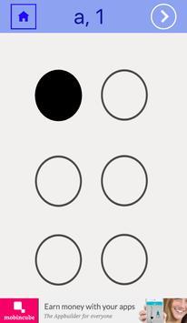 Spanish Braille Alphabet screenshot 1