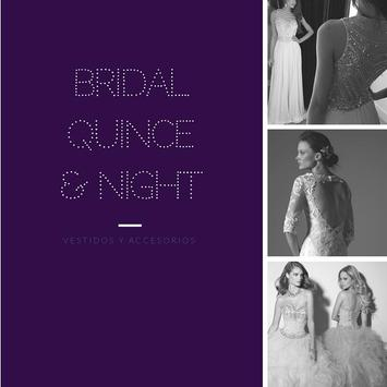 Bridal Quince & Night poster