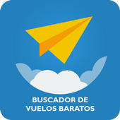 Finder of flights cheap icon