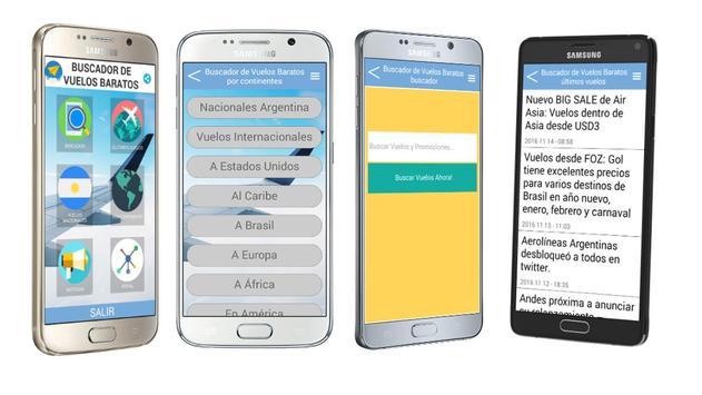 Finder of flights cheap apk screenshot