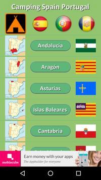 Camping Spain Portugal screenshot 16