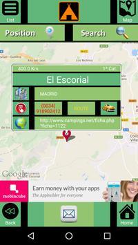 Camping Spain Portugal screenshot 20