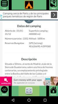 Camping Spain Portugal screenshot 21